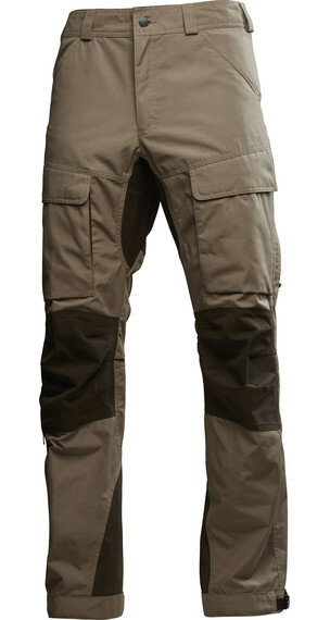 Lundhags M's Authentic Pant Oat/Tea Green